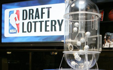 NBA Draft Lottery 2019