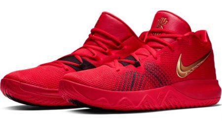 Zapatillas de baloncesto. Nike Kyrie Flytrap Volcano