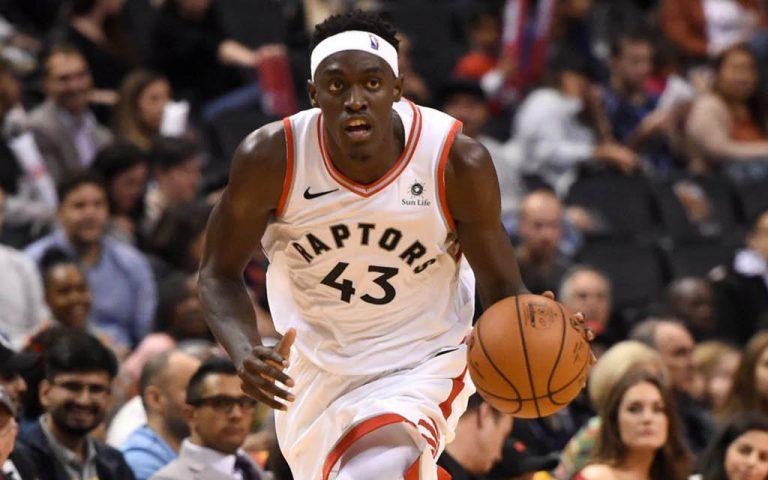 Pascal Siakam Toronto Raptors 20198-19
