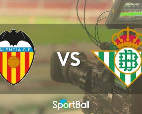 Real Betis vs Valencia - Copa del Rey 2018-19