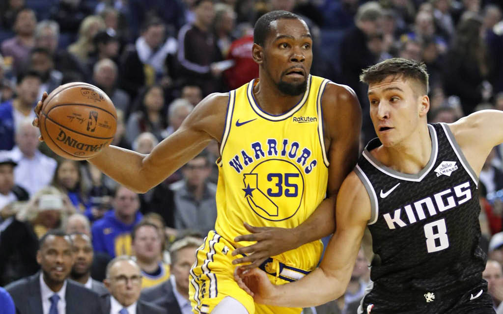 Sacramento Kings vs Golden State Warriors - Feb 21, 2019 - 2018-19 NBA Season