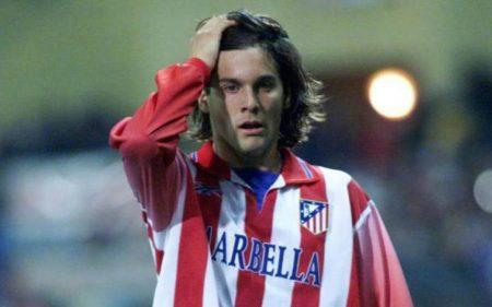 Santiago Solari Atlético de Madrid