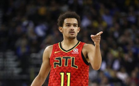 Trae Young Atlanta Hawks 2018-19