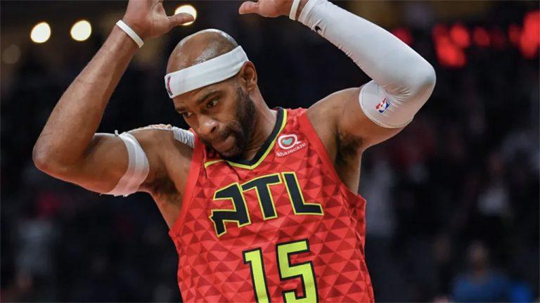 Vince Carter Atlanta Hawks 2018-19