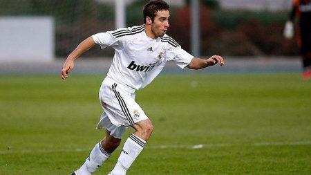 Dani Carvajal ha jugado en todas la categorías inferiores del Real Madrid