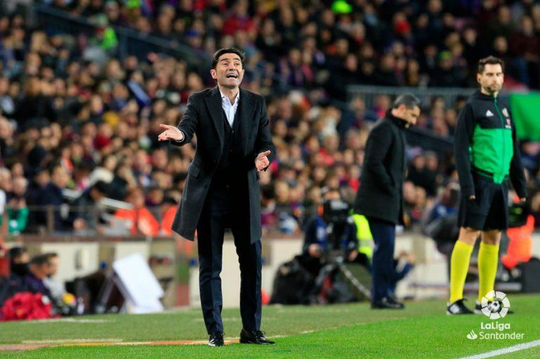 Marcelino entrenador Valencia