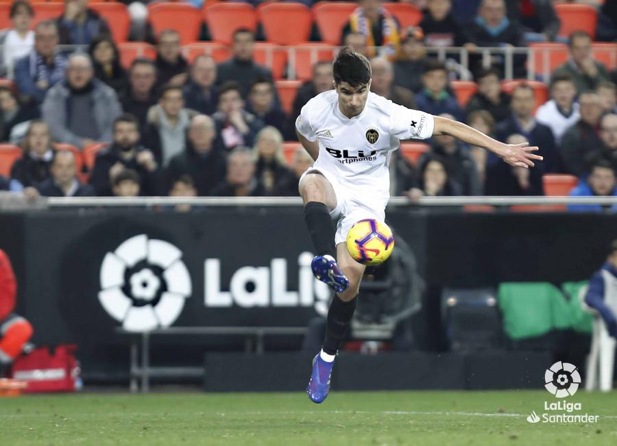Plantilla del Valencia 2020-2021: Carlos Soler