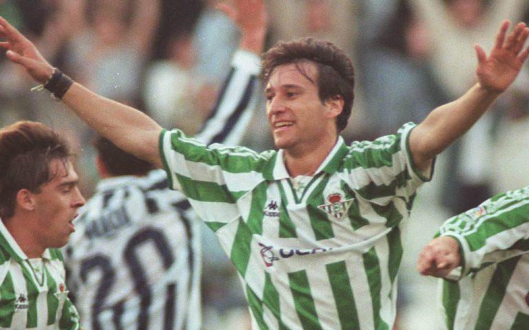Alfonso Pérez Real Betis