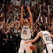 San Antonio Spurs 2004-2005: el tercero del dúo Duncan-Popovich