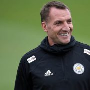 Brendan Rodgers Leicester City 2018-19