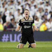 Cómo juega Matthijs De Ligt, el central del futuro