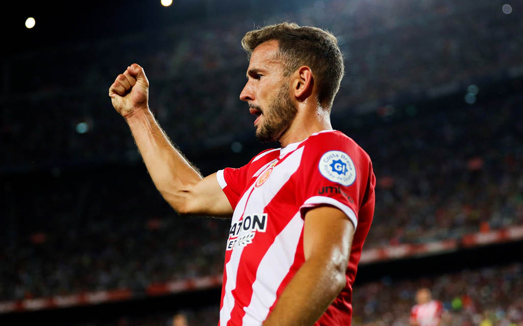 Cristhian Stuani Girona 2018-19