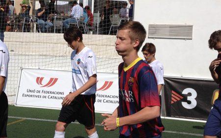 Dani Olmo Barcelona