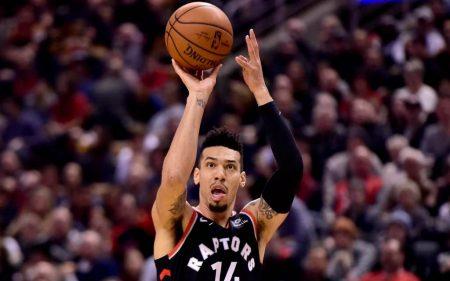 Danny Green Toronto Raptors 2018-19