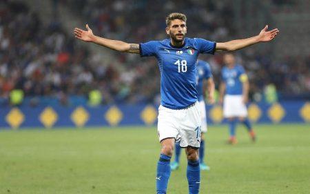 Domenico Berardi Italia
