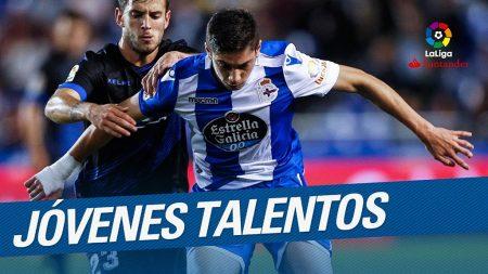 Fede Valverde Deportivo A Coruña 2017-18