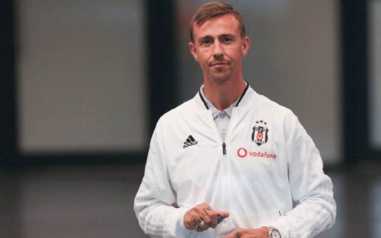 Guti entrenador Besiktas