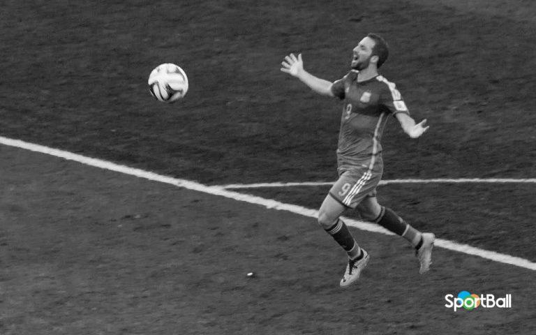 Higuaín se despide de la Selección Argentina