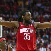 La resurrección de Kenneth Faried en los Houston Rockets