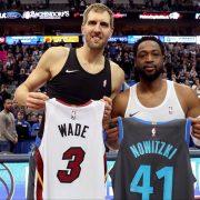 La importancia del legado de los jugadores en la NBA: Dirk Nowitzki y Dwyane Wade
