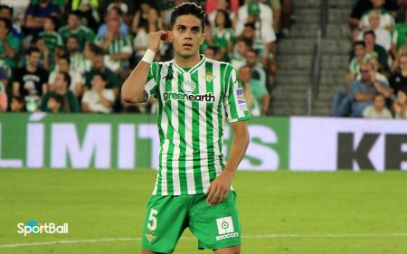 Marc Bartra Real Betis 2018-19