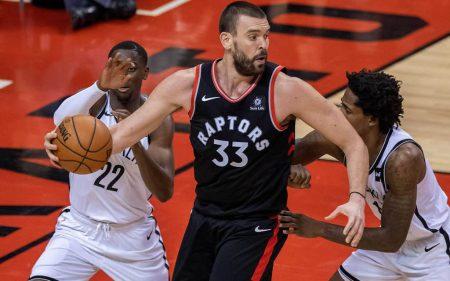 Marc Gasol Toronto Raptors 2018-19
