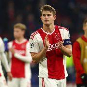 La valentía del Ajax 18-19