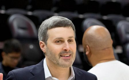 Mike Zarren, asistente de General Manager en los Boston Celtics