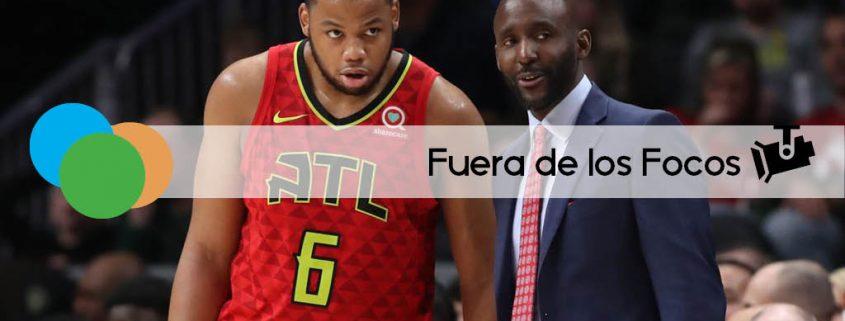 Omari Spellman Atlanta Hawks 2018-19