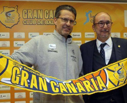 Pedro Martinez Gran Canaria