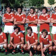 El Perugia 1978-79, el primer equipo imbatido de la historia de Italia