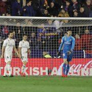 El Real Madrid de Solari toca fondo con varios frentes abiertos