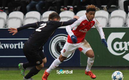 Reiss Nelson Arsenal