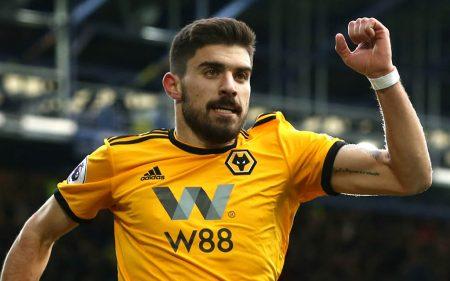 Rubén Neves Wolverhampton Wanderers 2018-19