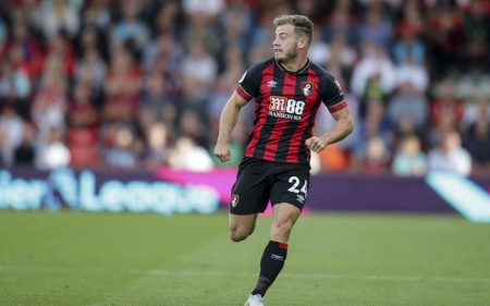 Ryan Fraser Bournemouth 2018-19