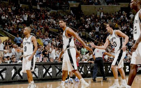 San Antonio Spurs 2004-2005, campeones de la NBA 2004-2005
