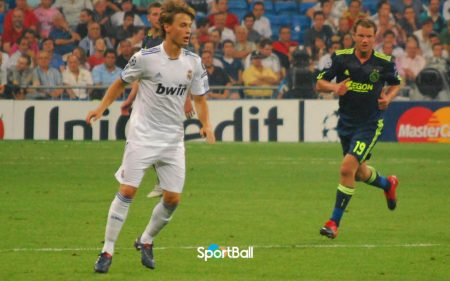 Sergio Canales Real Madrid