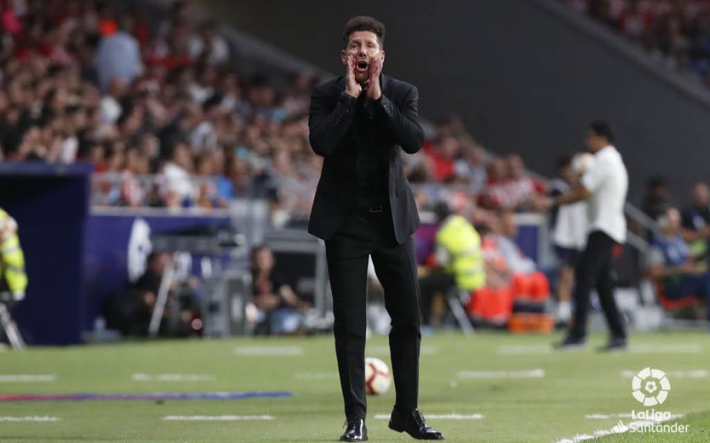 Simeone Atlético de Madrid