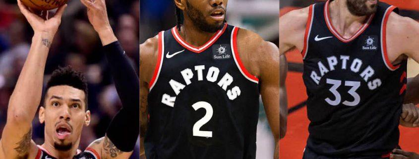 Toronto Raptors 2018-19