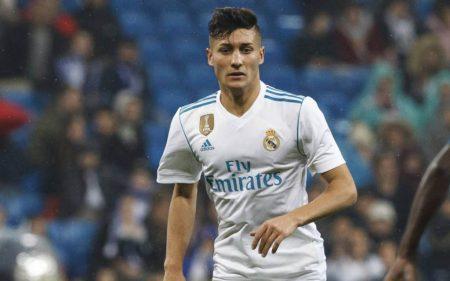 Óscar Rodríguez Real Madrid Castilla
