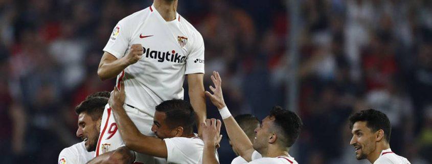 Ben Yedder - Sevilla 2018-19