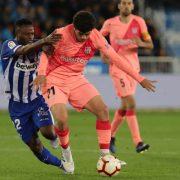 Cómo juega Carles Aleñá, la perla del presente de 'La Masia'