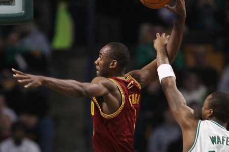 Christian Eyenga Cleveland Cavaliers