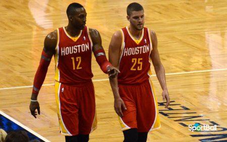 Dwight Howard - Chandler Parsons - Houston Rockets