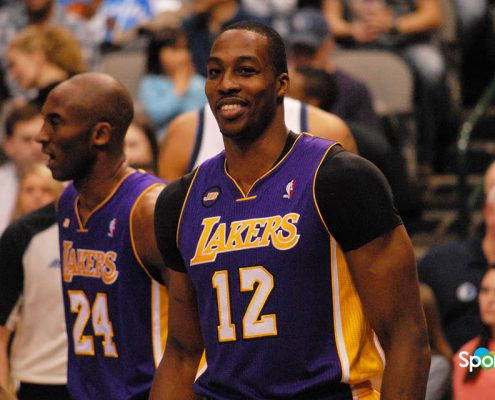 Dwight Howard - Kobe Bryant - Los Angeles Lakers