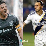 Estrellas de la MLS: Zlatan Ibrahimovic vs Carlos Vela