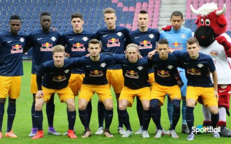FC Salzburg campeón de la UEFA Youth League en 2016-17