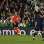 Gonçalo Guedes: la pólvora que le faltaba al Valencia