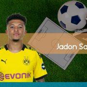 Jadon Sancho: frenesí a ritmo 'lion'