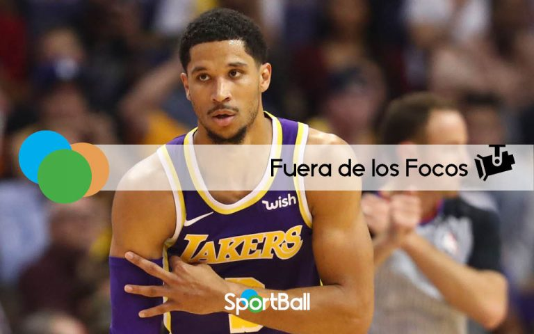 Josh Hart Los Angeles Lakers